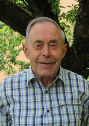 Portrait von August Trippl