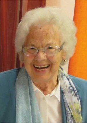 Portrait von Gertrude Straßberger